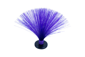 Purple Fiber Optic