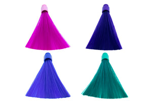 Color Fiber Optics, Set of 4 Colors