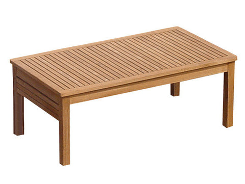 Miami Rectangle Coffee Table