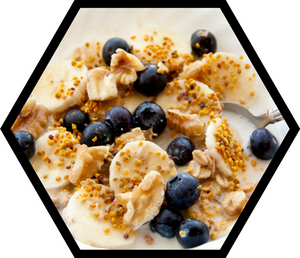 Bee Pollen Oatmeal Recipe