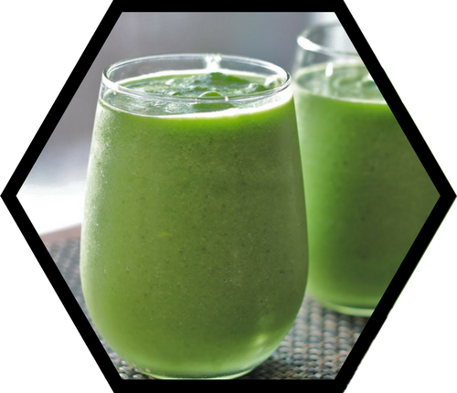 Chlorella Detoxifying Green Smoothie