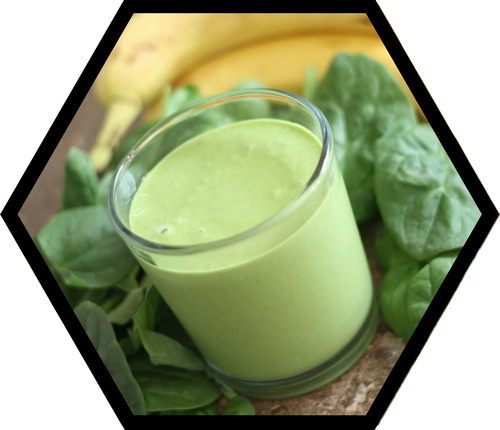 Superfood Green Boost Smoothie