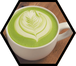 Green Boost Latte