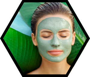 DIY Spirulina Face Mask