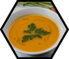 Ginger-Honey Carrot Soup