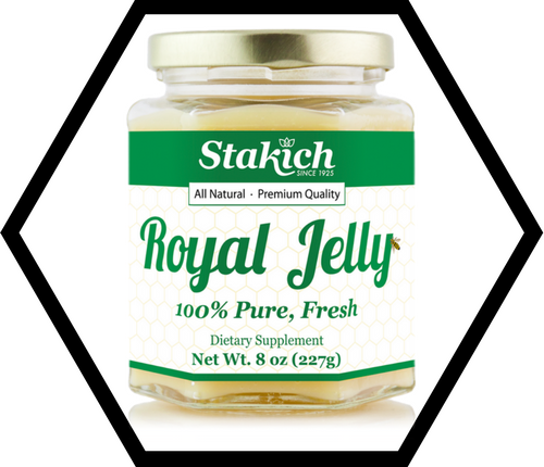 10 Reasons To Feel Like Royalty With Royal Jelly