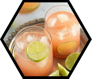 Honey Blossom Margarita