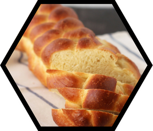 Honey Challah Bread