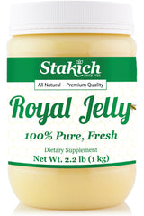 Stakich 1kg Fresh Royal Jelly