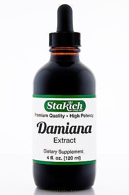 Damiana Extract - Alcohol Free