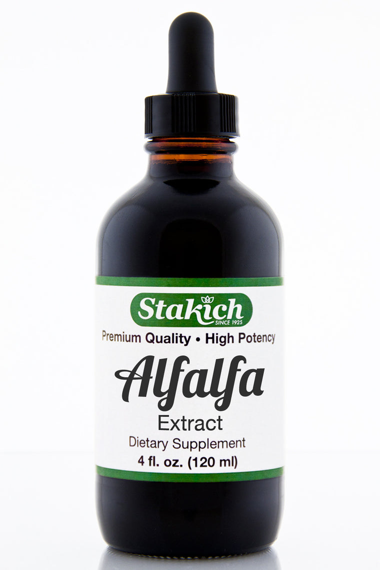 Alfalfa Herbal Extract 4 oz