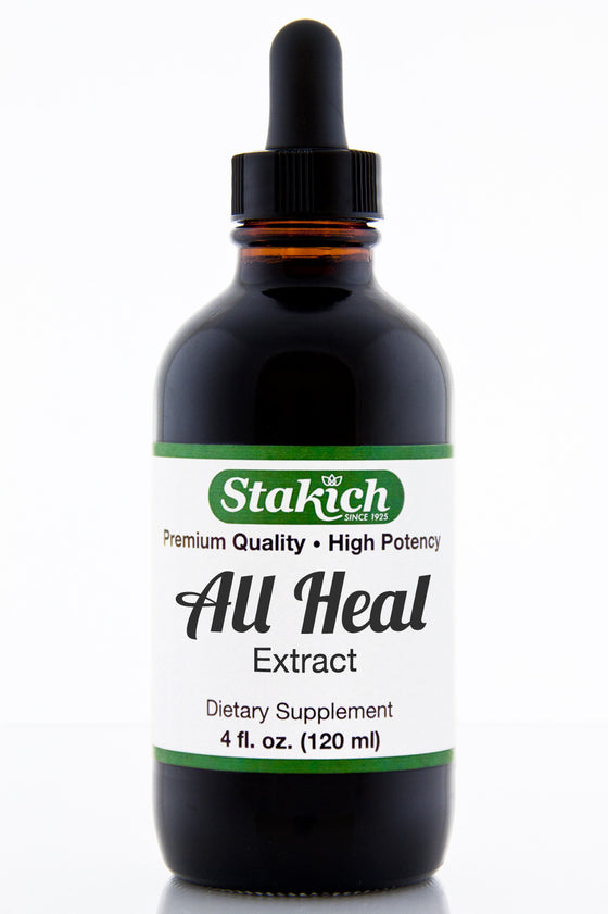 All Heal Herbal Extract 4 oz