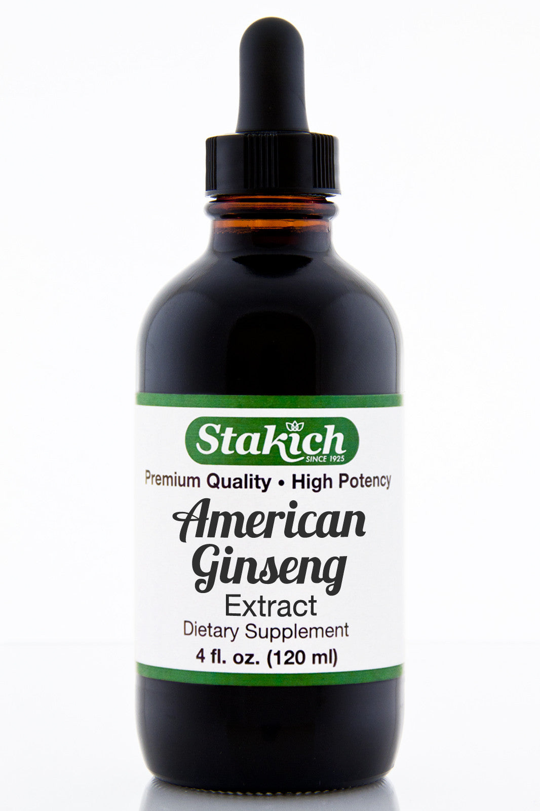 American Ginseng Herbal Extract 4 oz