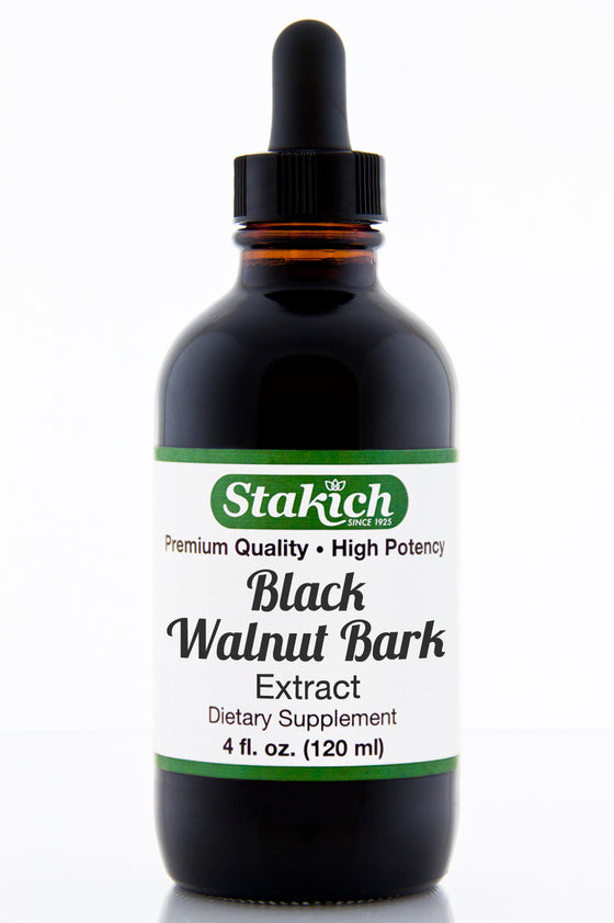 Black Walnut Bark Herbal Extract