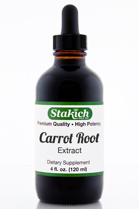 Carrot Root Extract - Alcohol Free