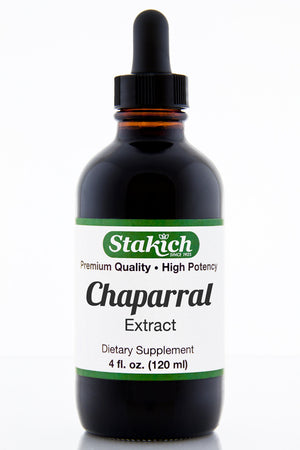 4 oz Chaparral Extract