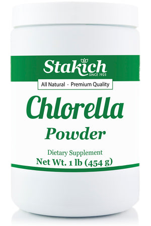 Chlorella Powder - Stakich
