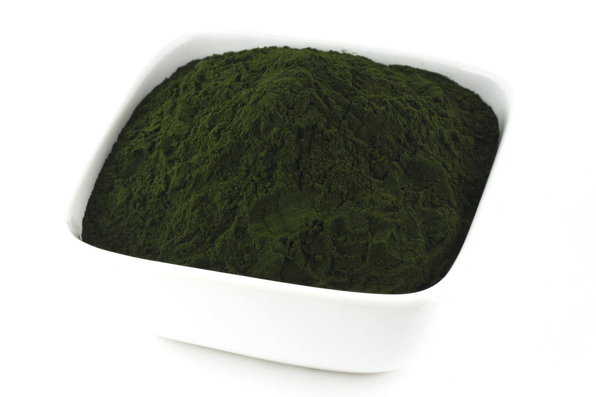 Case of Green Boost Powder (Chlorella, Spirulina, Broccoli, Green Tea Powder) (1 lb)