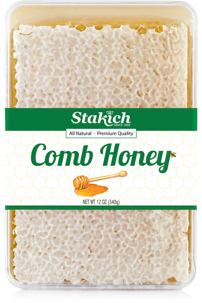 Case of Comb Honey (12 oz)