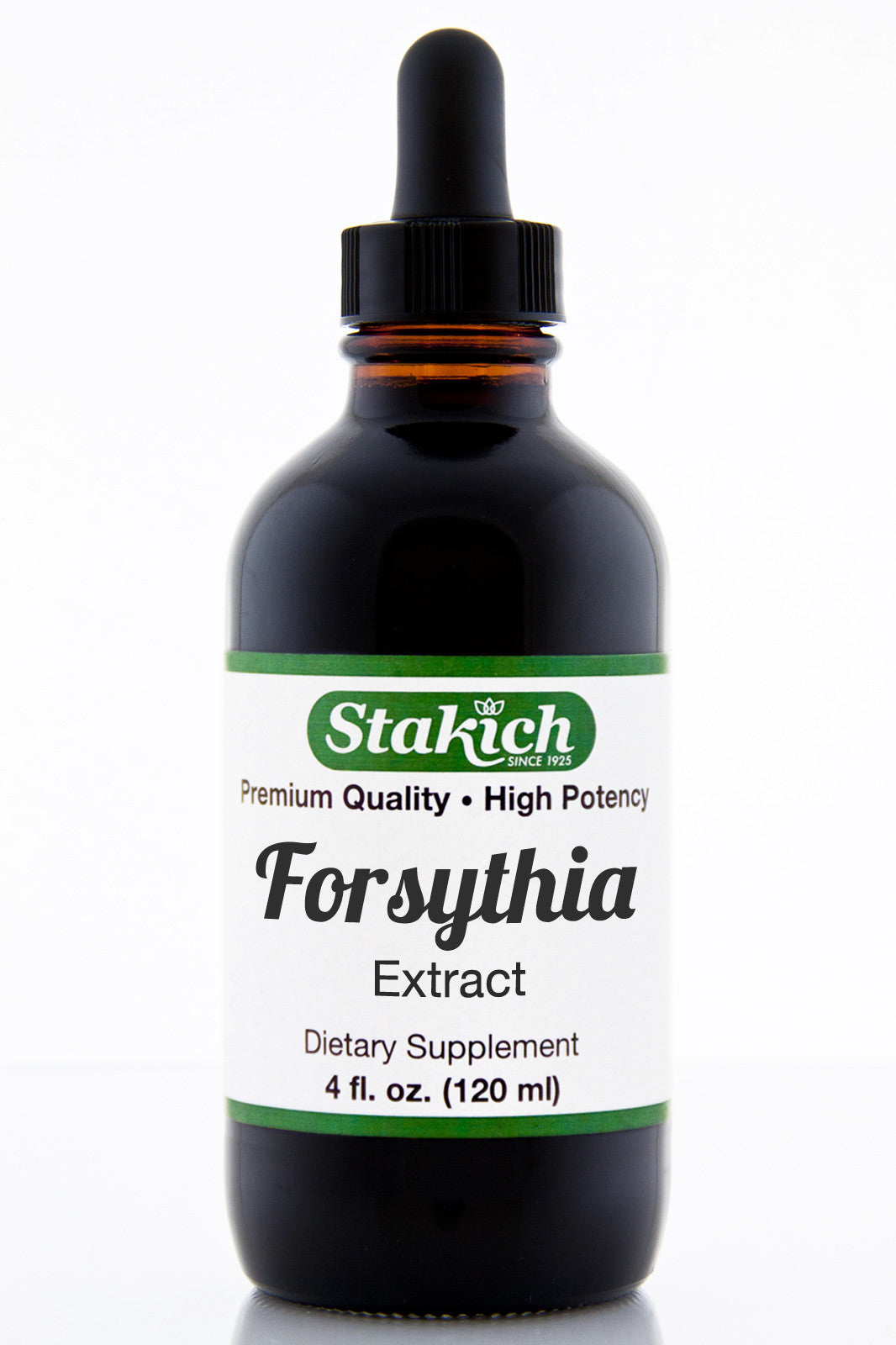 4 oz Forsythia Herbal Extract