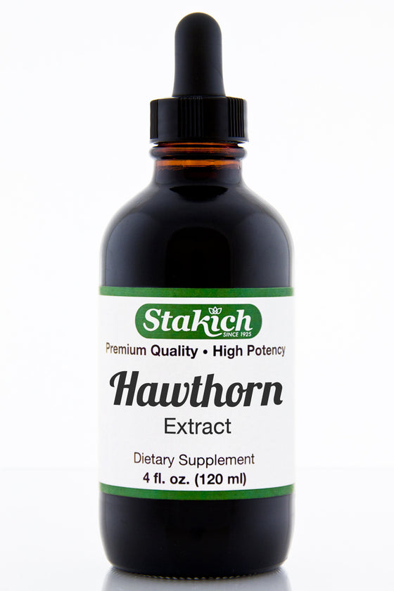 4 oz Hawthorn Herbal Extract