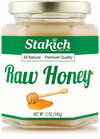 Case of Raw Honey (12 oz)