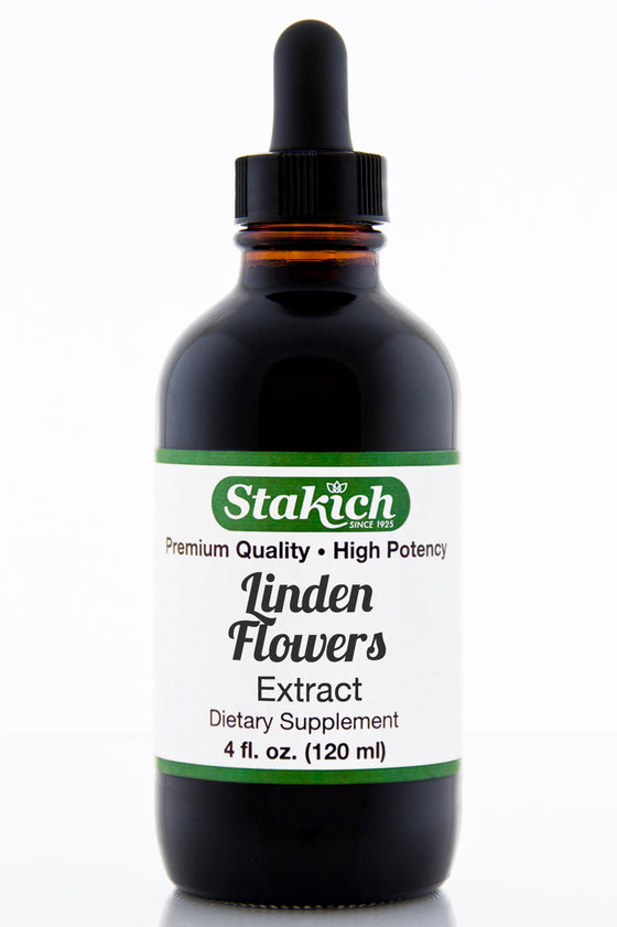 Linden Flowers Herbal Extract