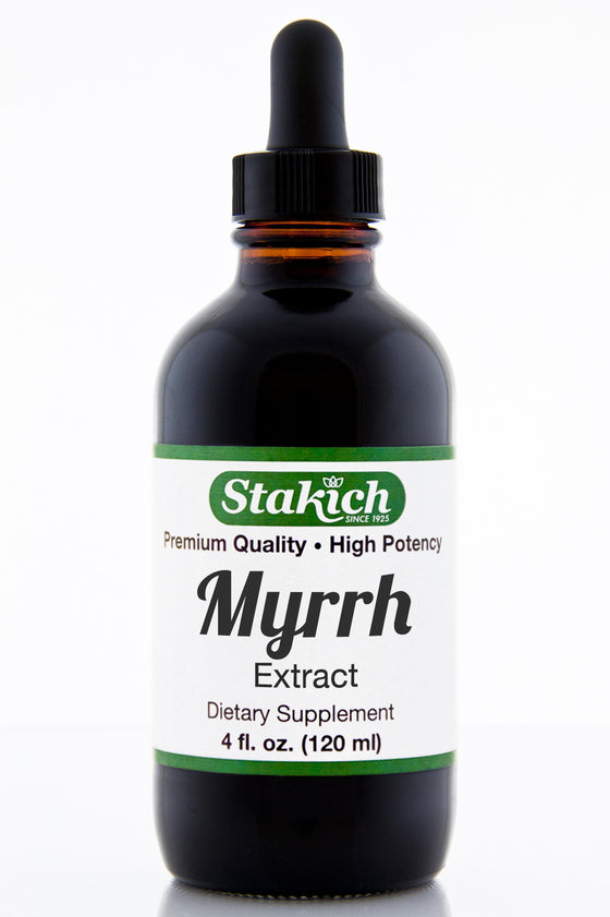 Myrrh Herbal Extract