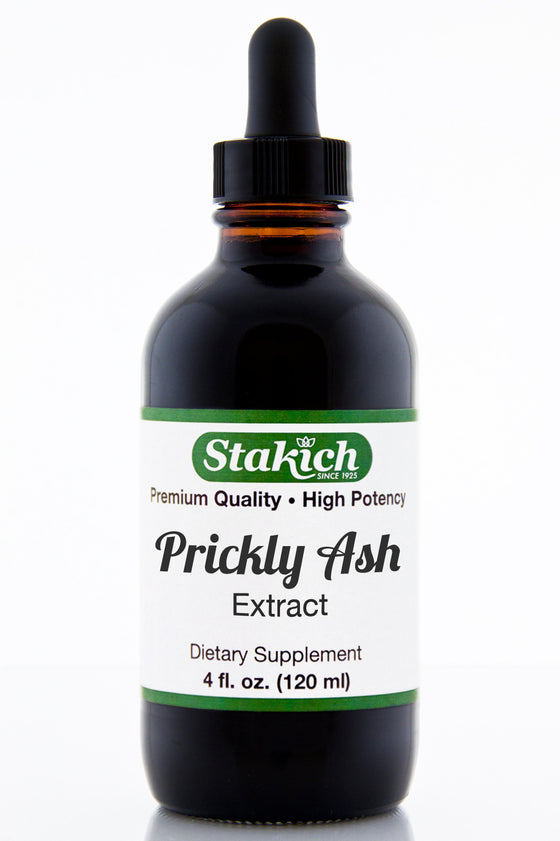 Prickly Ash Herbal Extract
