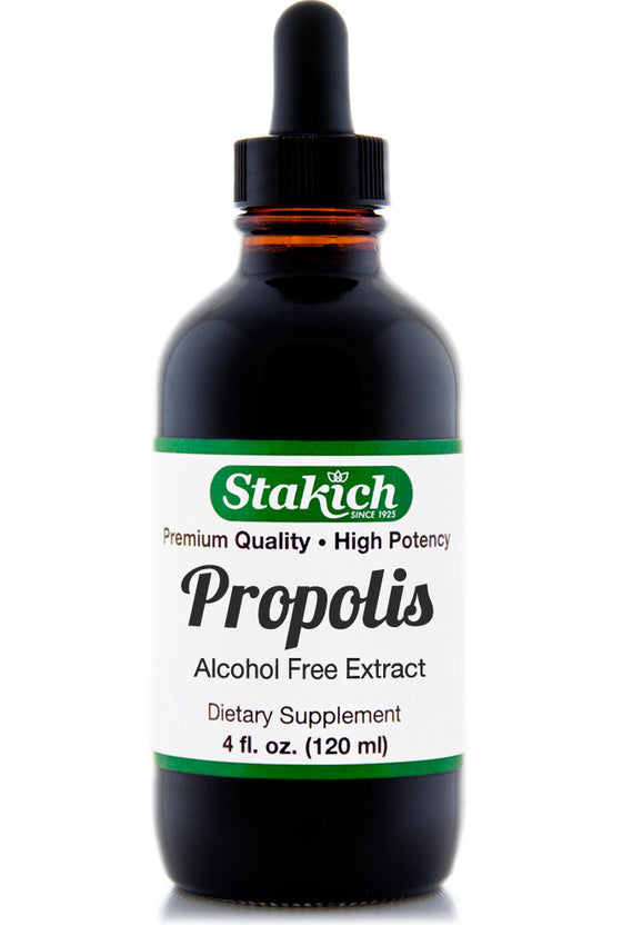 Propolis Extract Alcohol Free 30%