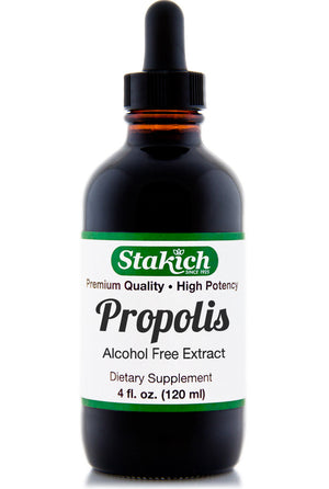 Propolis Extract 30% Alcohol Free