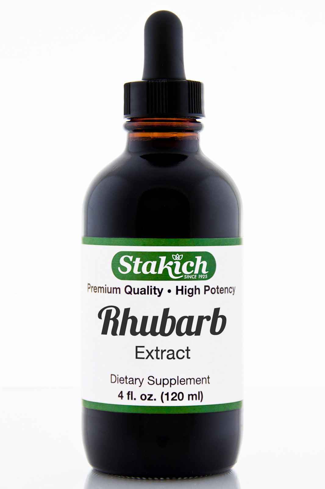 Rhubarb Extract - Alcohol Free