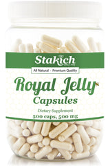 Stakich Royal Jelly Capsules