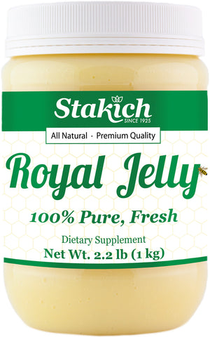 Fresh Royal Jelly (10 kg)