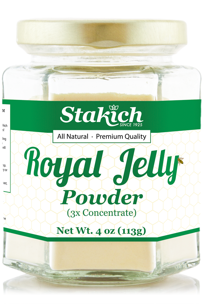 Stakich Royal Jelly Powder