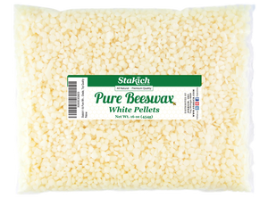 White Beeswax Pellets