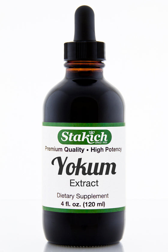 4 oz Yokum Herbal Extract