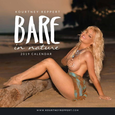 2019 Kourtney Reppert Calendar PRE-Order