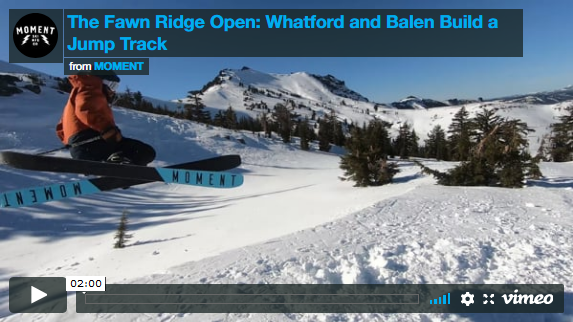 Fawn Ridge Open // Wildcat 108