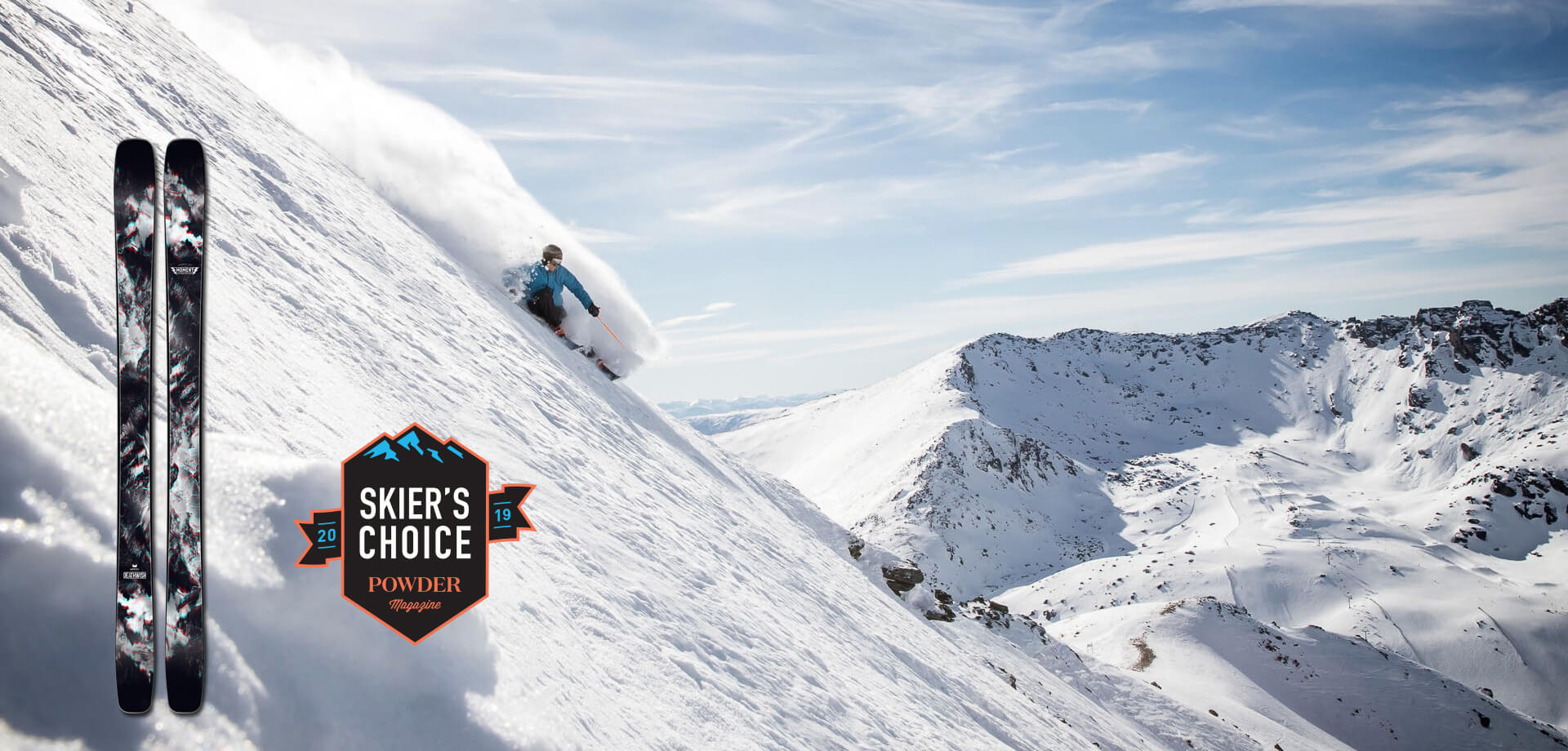 Deathwish All Mountain Ski of The Year