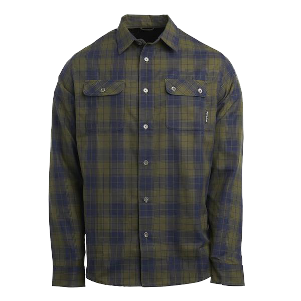 Flylow Chappy Flannel - Pluto/Seaweed