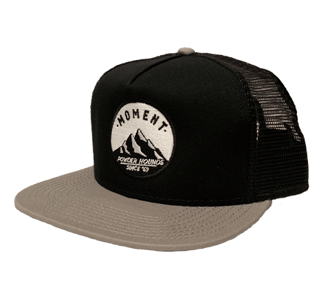 Powder Hounds Trucker - Grey