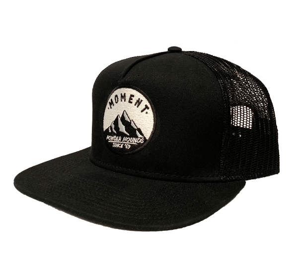 Powder Hounds Trucker - Black