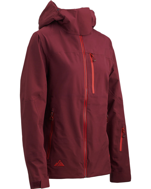 Strafe Meadow Jacket - Port