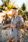 Resort Shirt - Aztec Jungle
