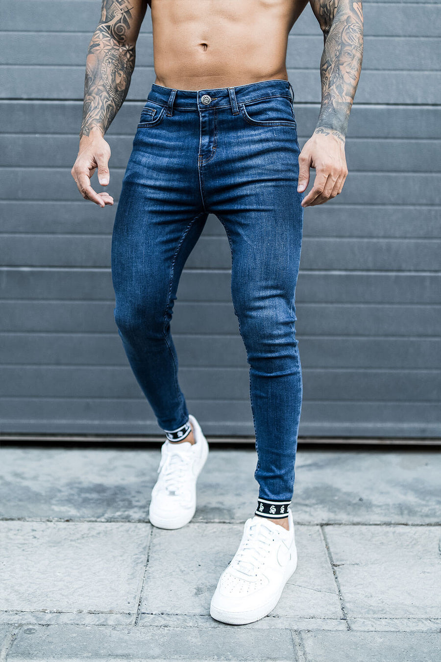 2ee2b1de8a7 Sinners Attire Jeans | Ripped Jeans | Ripped & Repaired Jeans ...