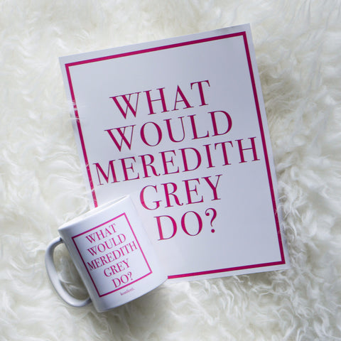 Meredith Grey Set