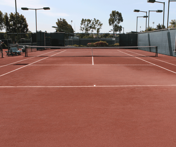 origins of clay tennis courts