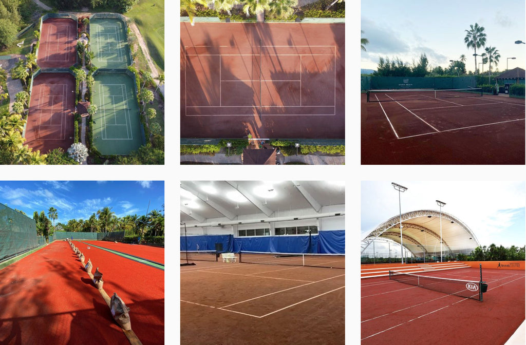 caliclay tennis courts
