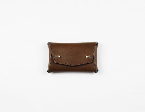 Brown One-Piece Wallet